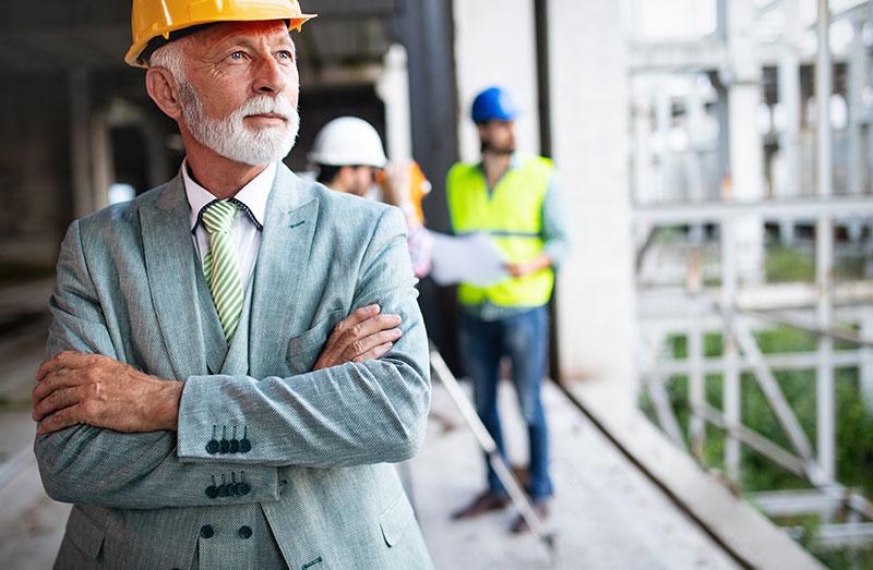 Construcciones avanzadas, levantamiento de edificios - Clever Solutions