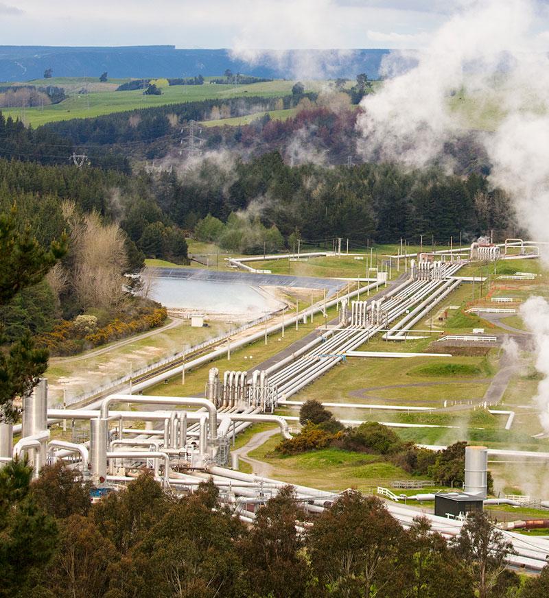 Energías renovables, instalación proyectos energía geotermica - Clever Solutions