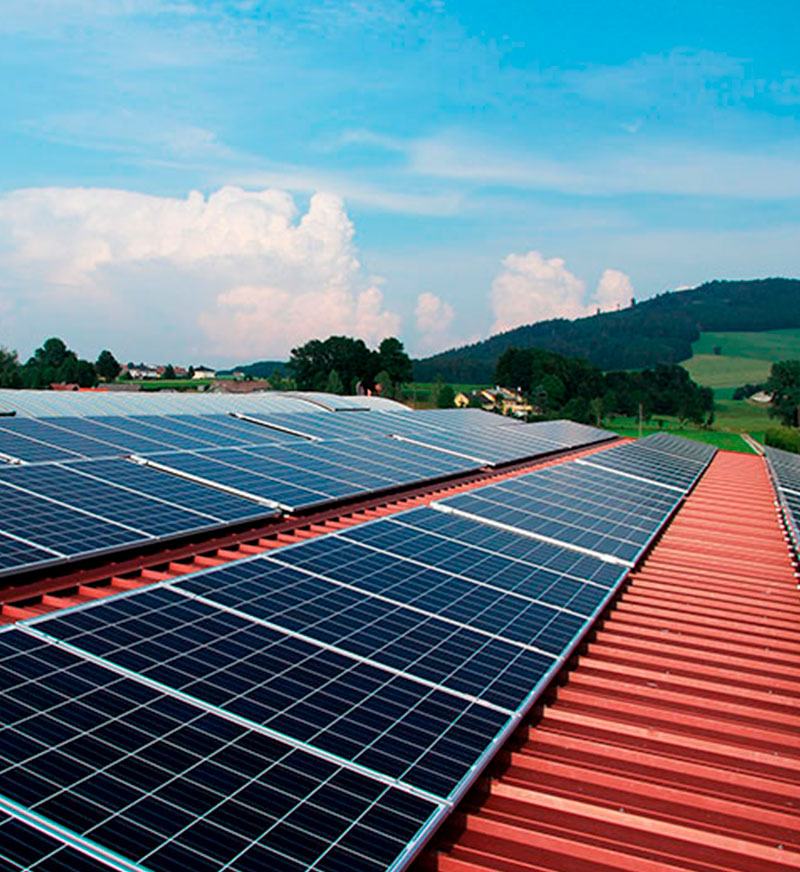 Energías renovables, instalación proyectos energía solar - Clever Solutions