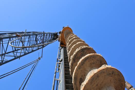 Garantizar la estabilidad de una cimentación con pilotes