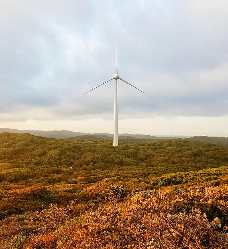 Energías renovables, instalación proyectos energía eólica - Clever Solutions