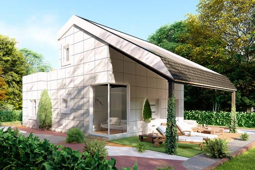 Casas modulares más baratas y respetuosas con el medio ambiente - CLEVER SOLUTIONS